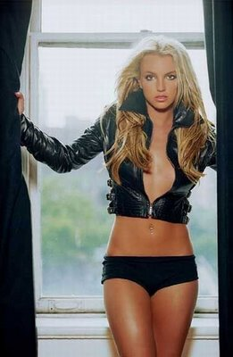 britney spears body exercise